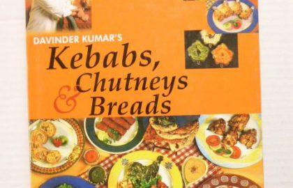 Kebabs, Chutneys & Breads