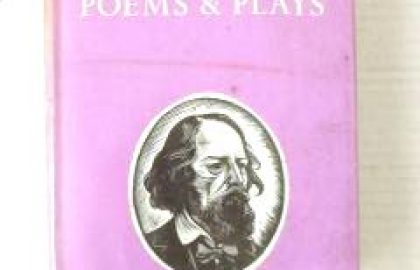 Tennyson Poems & Plays